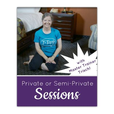 Private Sessions with Master Trainer Trisch