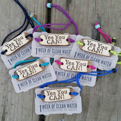 Yes You CAN MudLove Bracelets